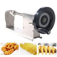 Tornado Potato Spiral Cutter Potato Chips Twister Slicer Cutter Tower Maker