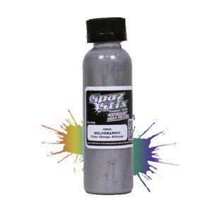 Spaz Stix Holographic Color Changing Airbrush Ready Paint 2oz SZX05800 05800