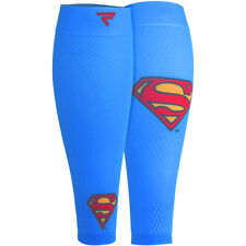 Performa Compression Superman Calf Sleeves - Helps Shin Splints and Circulation