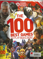 GOLDEN JOYSTICK PRESENTS #4 THE 100 BEST GAMES TO PLAY RIGHT NOW! magazine