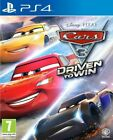 Cars 3 Driven to Win (PS4)  NEW GAME OFFICIAL UK STOCK DISNEY PIXAR gift idea