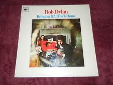 Bob Dylan Bringing It All Back Home MONO UK CBS 1965 1st Press 33 Labels EX+
