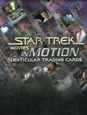 Star Trek Movies in Motion Collector Card Album