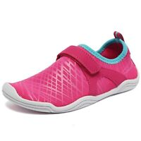 Fantiny Boys & Girls Water Shoes Lightweight Comfort Sole Easy Walking Athlet...