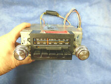 SERVICED FORD MERCURY FM STEREO RADIO 84 MUSTANG COUGAR LINCOLN TRUCK 82 84 85