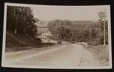 1940's - COTE DE LA TRAPPE - OKA, CANADA - REAL PHOTO - POSTCARD