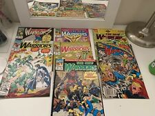 marvel comics the new warriors