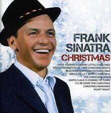FRANK SINATRA Icon Christmas CD BRAND NEW