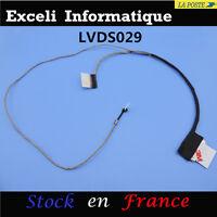 LCD LED LVDS PANTALLA VÍDEO FLEX CABLE para HP 15-AF131DX 15-AF015NR 15-AC156NR