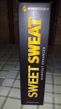 SWEET SWEAT WORKOUT ENHANCER 6.4 OZ SPORTS RESEARCH MADE IN USA 05/2022