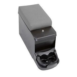 Smittybilt Security Floor Console, Charcoal  31711