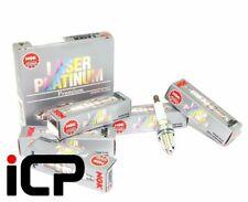 6x NGK Spark Plugs Laser Platinum Fits: Toyota Soarer 1JZ-GTE Heat Range 6