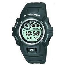 Casio G2900F/8V Para Hombre G-shock Reloj Con E-banco de datos + 5 alarmas Multi Gris Oscuro