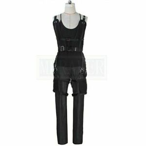 Resident Evil: The Final Chapter Alice Cosplay Costume Halloween Uniform!z'x