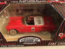 Gearbox Texaco Limited Edition 1956 Ford Thunderbird Fire Chief Series #3