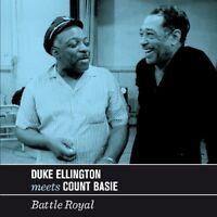 Duke Ellington & Count Basie - Battle Royal [New CD] Bonus Tracks