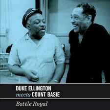 Duke Ellington & Count Basie - Battle Royal [New CD] Bonus Tracks