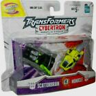Transformers Cybertron SCATTORBRAIN vs MONOCLE New Factory Sealed 2005