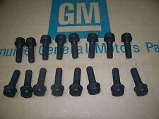 big block exhaust manifold bolts 68-75 Chevy Chevelle Camaro Nova 396 454 69