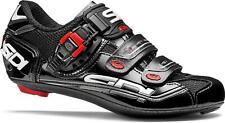Sidi Genius 7 Fit Womens Road Cycling Shoes - Black