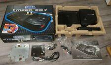 Sega Mega Cd 2 Console Boxed Rare