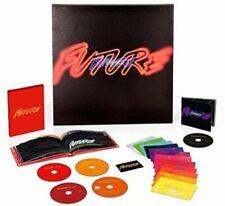 SCHILLER : FUTURE Ultra Deluxe Limited Edition mit Leinwand + DVD + 4 CD / NEU !