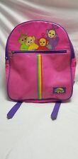 Vintage Teletubbies Backpack Pink