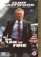 The Line Of Fire - Edizione Speciale DVD Nuovo DVD (CDR19668CE)