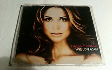 LARA FABIAN I Will Love Again 12 Track Maxi CD Brasilia MEGA RAR CD