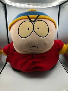 Large 1998 Original South Park Eric Cartman Comedy Central Plush Stuffed Toy