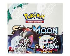 POKEMON SUN AND MOON: GUARDIANS RISING BOOSTER BOX - LIGHTNING ENERGY SECRET