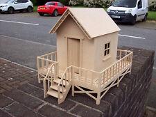 1:12th Scale Beach Hut - (Kit)