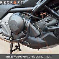 Honda NC 700 / 750 XD / SD DCT Bottom Crash Bars Engine Guard Frame Protector