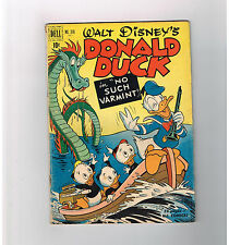 FOUR COLOR (V2) #318 Disney's Donald Duck stars in this grade 4.0 Gold Age find!
