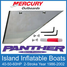 MERCURY 40-50-60HP 2-Stroke OUTBOARD Year 1986-2002 Safe SKEG GUARD / PROTECTOR.