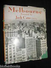 MELBOURNE: Pictured by Jack Cato - 1949-1st - Australian/Australia City Views
