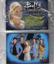 BUFFY SEASON 7 SKY TV PREVIEW SET BTVS1-BTVS7