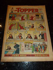 THE TOPPER Comic - Issue No 369 - Date 27/02/1960 - UK Paper Comic