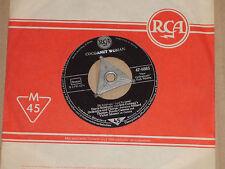 """HARRY BELAFONTE / BOB CORMAN'S -Cocoanut Woman- 7"""" 45"""