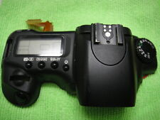 GENUINE CANON EOS 20D TOP COVER WITH FLASH REPAIR PARTS