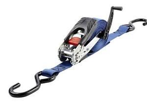 RING Automotive Ratchet System Tie Down Strap  S Hook RLS12