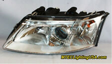 TYC Left Side Halogen Headlight Lamp Assembly for Saab 9-3 2003-2007