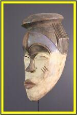 MASQUE FANG AFRICAN TRIBAL ART AFRICAIN ARTE AFRICANA AFRIKANISCHE KUNST **