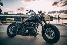 Harley Davidson Softail Slim Custom 2017 2300km