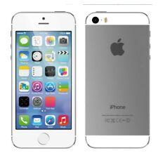Apple iPhone 5S Smartphone 32GB 4 Zoll IPS Retina-Touchscreen, 8MP Kamera Silber