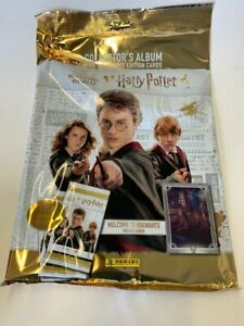 Panini Harry Potter - Welcome to Hogwarts - Tradingcards - Starter