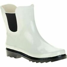 Forever Young Women's Ankle Length Rain Boot Size 7 --R1--