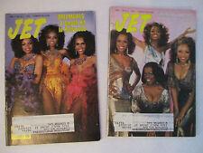 Dreamgirls Soul Music Black Americana African Lot Jet Magazine Beyoncé 80s
