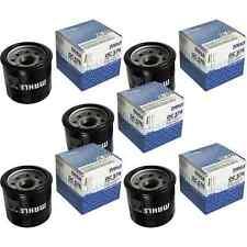 5x mahle/Knecht filtro aceite filtro oil para Honda CBR 900 RR Fireblade sc28 sc33