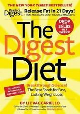 The Digest Diet : The Best Foods for Fast, Lasting Weight Loss by Liz...